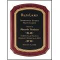 Premium Series Rosewood Plaque